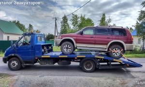 Эвакуатор в городе Тосно Андрей 24 ч. — цена от 800 руб