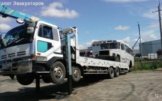 Эвакуатор в городе Благовещенск Виктор 24 ч. — цена от 800 руб