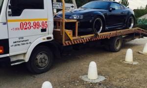 Эвакуатор в городе Симферополь Эвакуатор Автогарант 24 ч. — цена от 800 руб