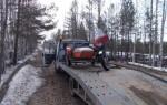 Эвакуатор в городе Чайковский Алексей 24 ч. — цена от 500 руб