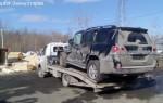 Эвакуатор в городе Пермь Абордаж 24 ч. — цена от 800 руб