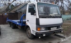 Эвакуатор в городе Ессентуки Эвакуатор 24 ч. — цена от 800 руб