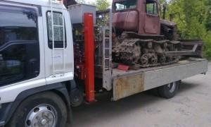Эвакуатор в городе Обнинск Игорь 24 ч. — цена от 800 руб