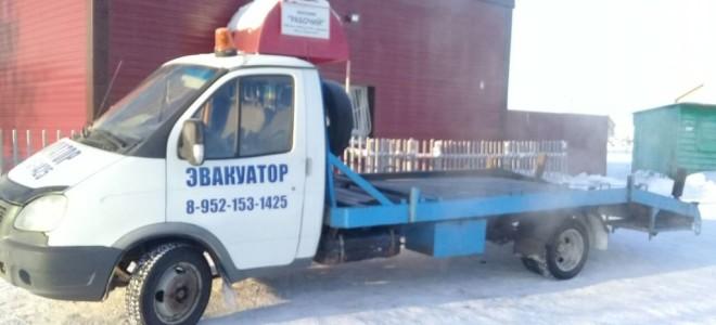 Эвакуатор в городе Томск ИП Дымокуров 24 ч. — цена от 800 руб