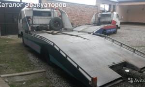 Эвакуатор в городе Грозный Ибрагим 24 ч. — цена от 800 руб