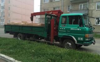Эвакуатор в городе Биробиджан Дмитрий 24 ч. — цена от 800 руб