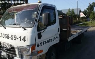 Эвакуатор в городе Бердск Автотайм 24 ч. — цена от 800 руб