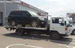 Эвакуатор в городе Хабаровск Автоэвакуатор 24 ч. — цена от 1000 руб