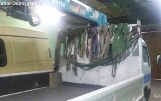 Эвакуатор в городе Ачинск Алексей 24 ч. — цена от 800 руб