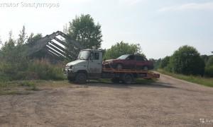 Эвакуатор в городе Великие Луки Ян 24 ч. — цена от 800 руб