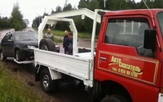 Эвакуатор в городе Нерюнгри Автоспасатель 24 24 ч. — цена от 800 руб