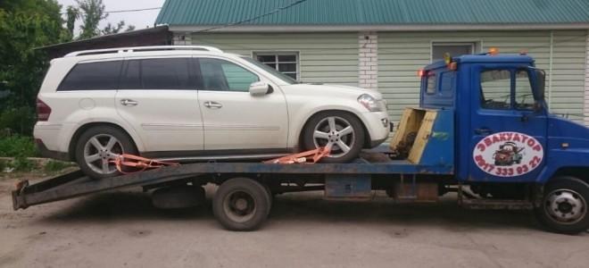 Эвакуатор в городе Урюпинск Владимир 24 ч. — цена от 800 руб