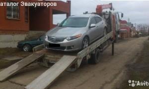 Эвакуатор в городе Тимашевск Анатолий 24 ч. — цена от 800 руб