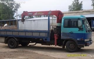 Эвакуатор в городе Кузнецк Ринат 24 ч. — цена от 800 руб