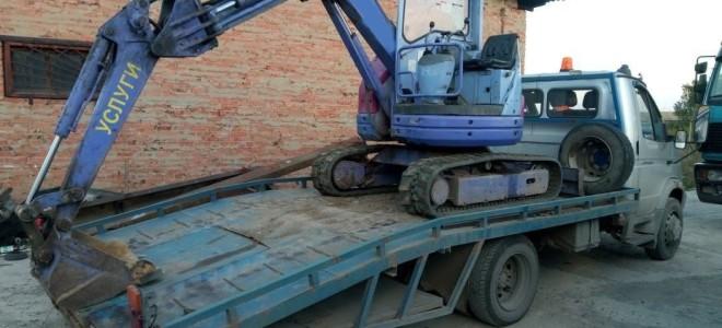 Эвакуатор в городе Каменск-Шахтинский Сергей 24 ч. — цена от 800 руб
