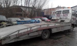 Эвакуатор в городе Калининград Союз-Инвест 24 ч. — цена от 900 руб
