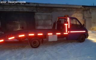 Эвакуатор в городе Мончегорск Эвакуатор 51 24 ч. — цена от 800 руб