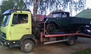 Эвакуатор в городе Киров-2 Сергей 24 ч. — цена от 800 руб