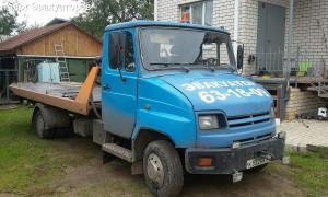 Эвакуатор в городе Смоленск Автомакси 24 ч. — цена от 800 руб
