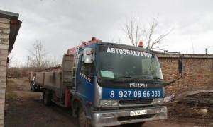 Эвакуатор в городе Октябрьский Ильдар 24 ч. — цена от 800 руб