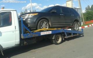Эвакуатор в городе Каневская Андрей 24 ч. — цена от 800 руб