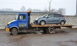 Эвакуатор в городе Чистополь Эвакуатор 24 ч. — цена от 800 руб