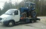 Эвакуатор в городе Серпухов Андрей 24 ч. — цена от 800 руб