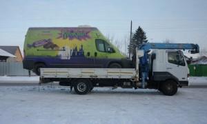 Эвакуатор в городе Ишим Сергей 24 ч. — цена от 500 руб