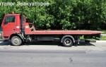 Эвакуатор в городе Челябинск ТТС 24 ч. — цена от 500 руб