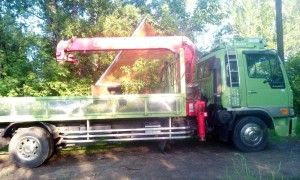 Эвакуатор в городе Мыски Эвакуатор 24 ч. — цена от 800 руб