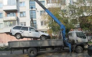Эвакуатор в городе Ачинск Андрей 24 ч. — цена от 800 руб