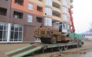 Эвакуатор в городе Георгиевск Эвакуатор 24 ч. — цена от 800 руб