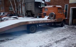 Эвакуатор в городе Барабинск Эвакуатор СТО 24 ч. — цена от 800 руб