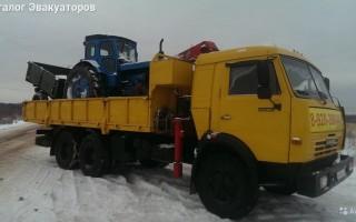Эвакуатор в городе Кинешма Олег 24 ч. — цена от 800 руб