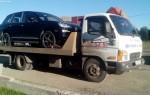Эвакуатор в городе Томск АвтоВизард 24 ч. — цена от 800 руб