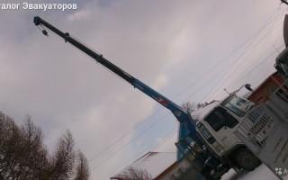Эвакуатор в городе Великий Новгород Максим 24 ч. — цена от 800 руб