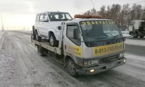 Эвакуатор в городе Барабинск ИП Болотчев М.А. 24 ч. — цена от 800 руб