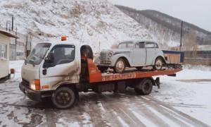 Эвакуатор в городе Усть-Катав Денис 24 ч. — цена от 800 руб