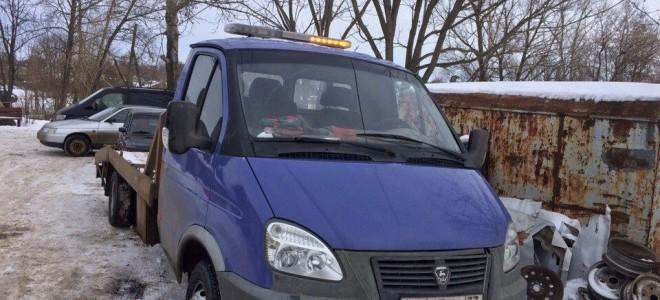 Эвакуатор в городе Юрьев-Польский Михаил 24 ч. — цена от 800 руб