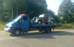 Эвакуатор в городе Тихвин Игорь 24 ч. — цена от 800 руб