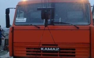 Эвакуатор в городе Каспийск Гаджи 24 ч. — цена от 800 руб