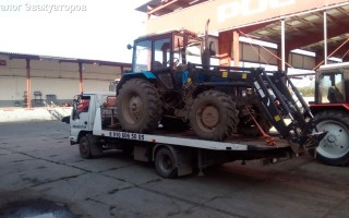 Эвакуатор в городе Калуга Эвакуатор 24 24 ч. — цена от 1000 руб