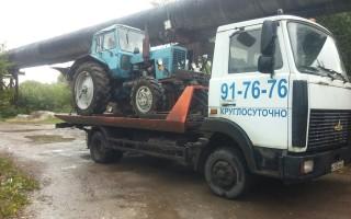 Эвакуатор в городе Ярославль ЯрБуксир 24 ч. — цена от 800 руб