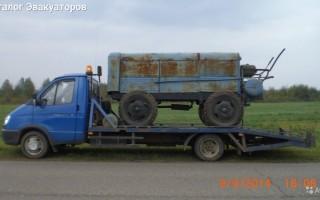 Эвакуатор в городе Нефтекамск Эвакуатор 24 ч. — цена от 800 руб