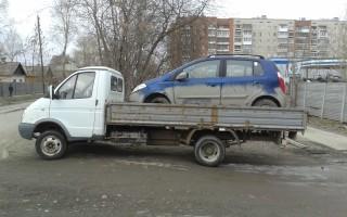Эвакуатор в городе Курган Олег 24 ч. — цена от 800 руб