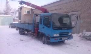 Эвакуатор в городе Каменск-Уральский Николай 24 ч. — цена от 800 руб