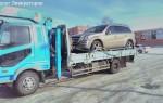 Эвакуатор в городе Хабаровск Денис 24 ч. — цена от 1000 руб
