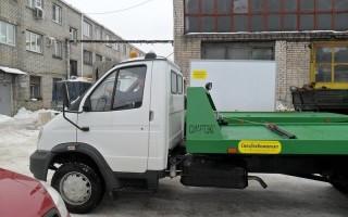 Эвакуатор в городе Новочеркасск Эвакуатор 24 ч. — цена от 800 руб