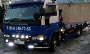Эвакуатор в городе Серебряные Пруды Эвакуатор 24 ч. — цена от 800 руб