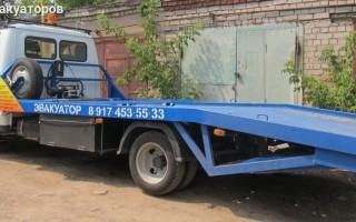 Эвакуатор в городе Уфа Буксир 102 24 ч. — цена от 800 руб